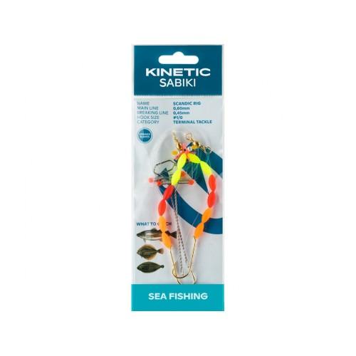Kinetic Scandic 2 Hook Rig