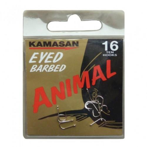 Kamasan Animal Eyed Hooks