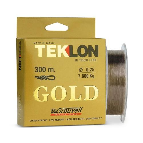 Grauvell Teklon Gold Hi Tech Line 300m