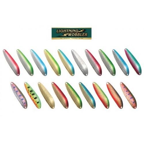 Tiemco Trout Lightning Wobbler Spoon 10g