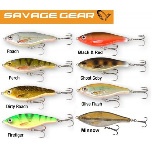 Savage Gear 3D Roach Jerkster 145mm