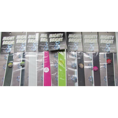 Mighty Brighty Reflective Tip Tape