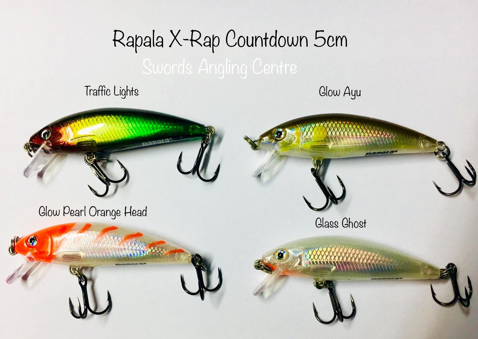Rapala Countdown Lure 5/cm